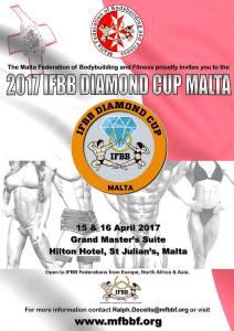 IFBB Diamond Cup Malta @ Malta | Saint Julian's | Malta
