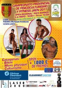 Provincial de Jaén + Open Ciudad de Linares (600€) @ Linares | Linares | Andalucía | España