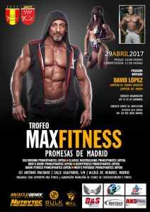 Trofeo Max Fitness @ Alcalá de Henares | Alcalá de Henares | Comunidad de Madrid | España