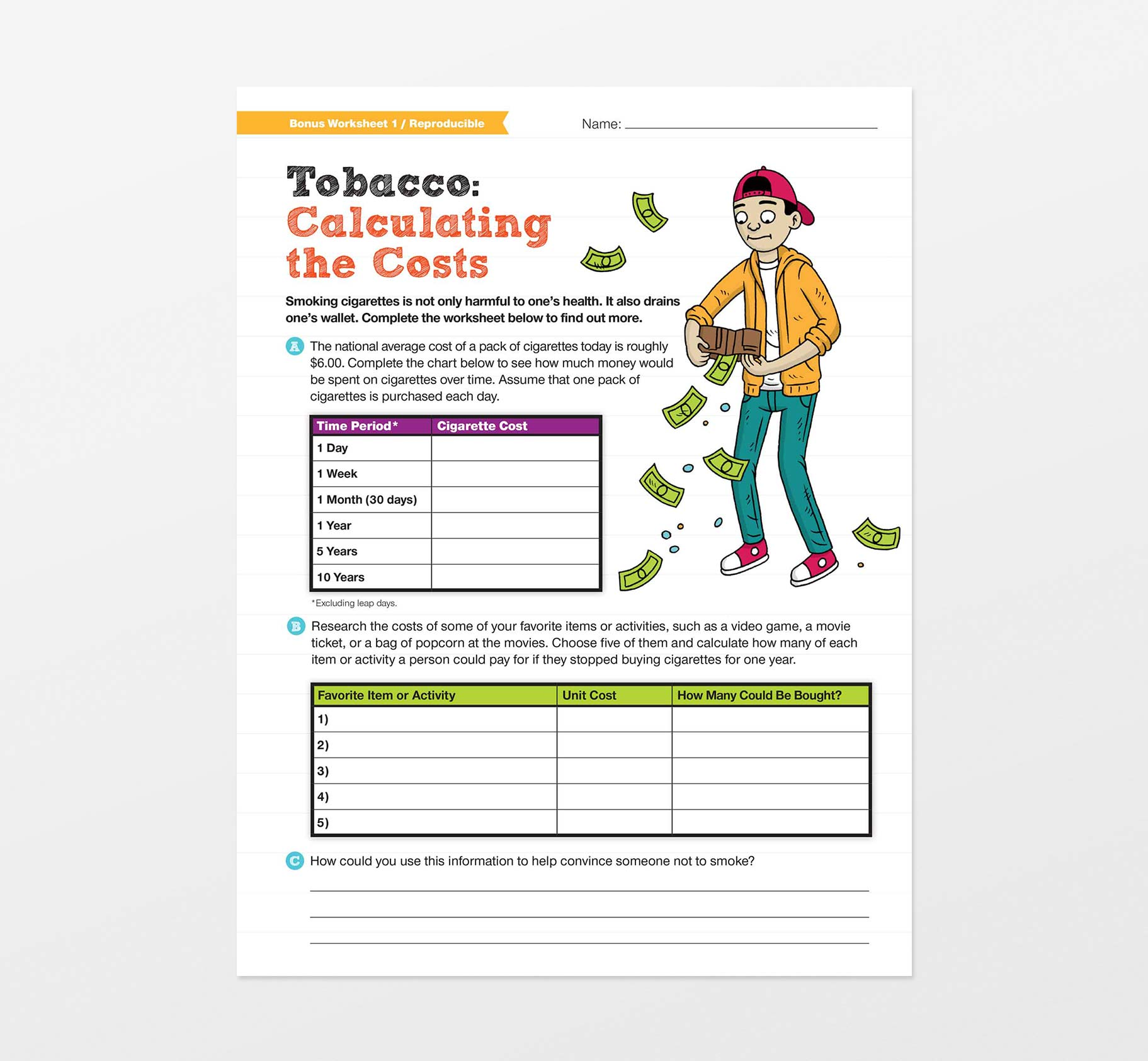 Get Smart About Tobacco
