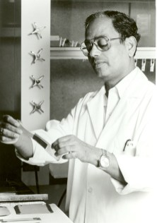 1988 - New soil phosphorus test developed to determine the amount of phosphorus in a tropical soil