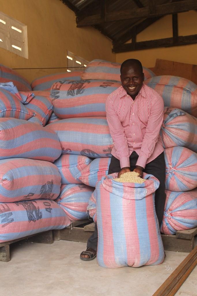 Martin Ariku Seed Producer ATT by aoppongansah