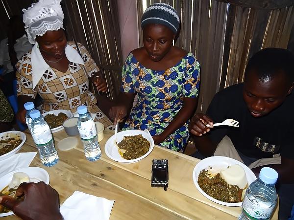 Kangkong nutition Benin