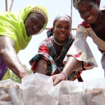 mali women in training