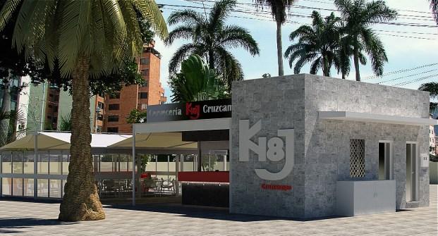 Infografía 3D | Cervecería Cruzcampo