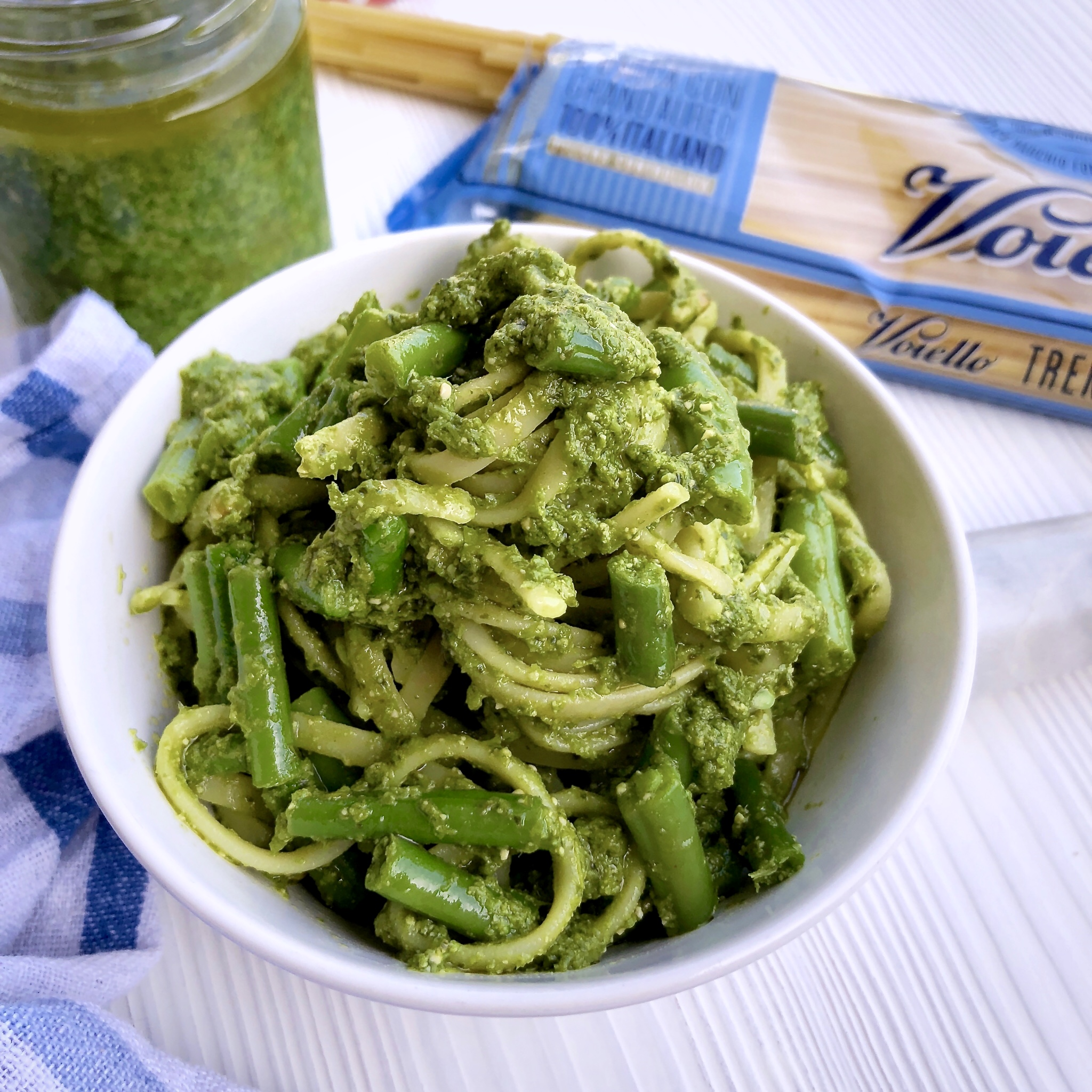 L'estate è tornata, e pure il pesto