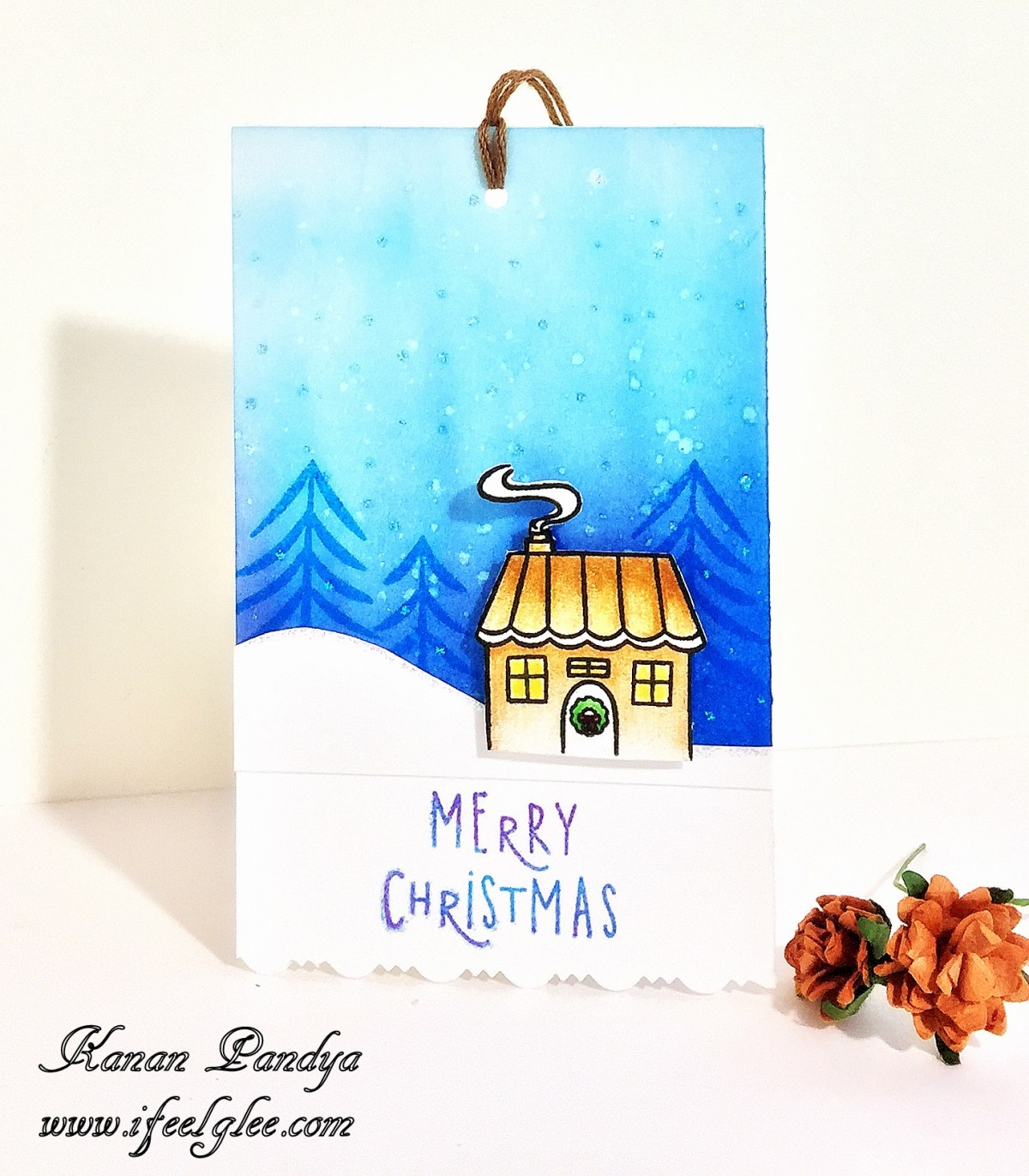 Merry Christmas!! – Tag You're It #76 – Guest Designer