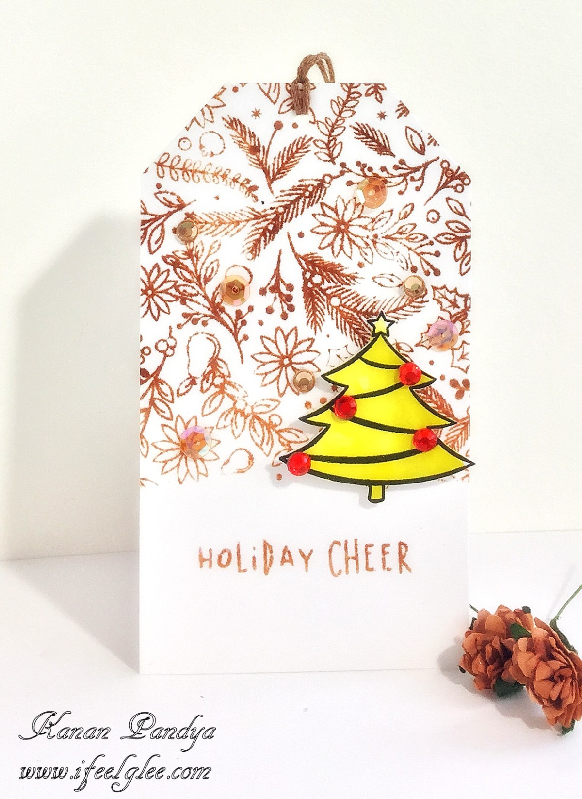 Holiday Cheer!! Tag You're It #76 – Guest Designer