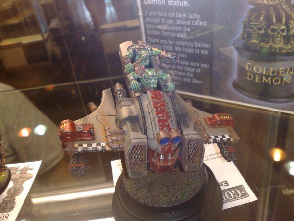 Ork Flying Buggy