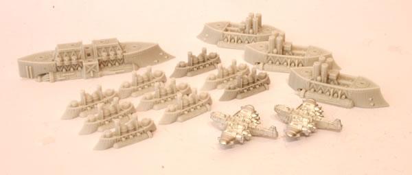 Kingdom of Britannia Naval Battle Group