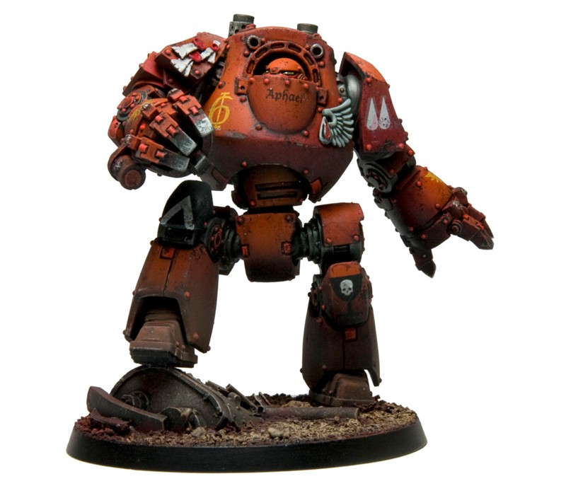Forge World Contemptor Pattern Dreadnought