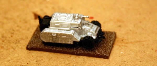 Epic Forgeworld Ork Gunwagon  with armoured top...