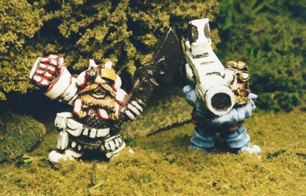 Space Dwarfs