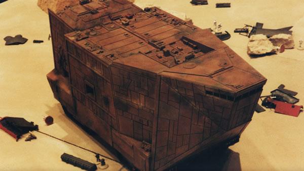 25mm Star Wars Jawa Sandcrawler