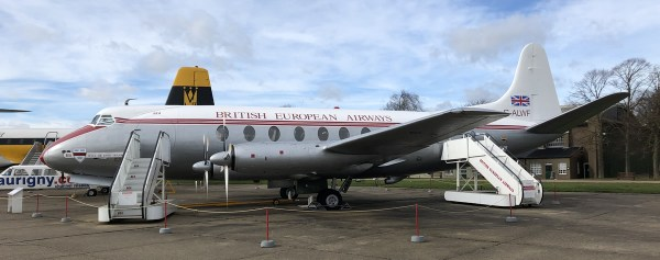 Vickers Viscount 701