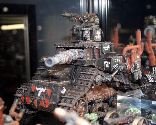 Ork Kil Krusha Tank