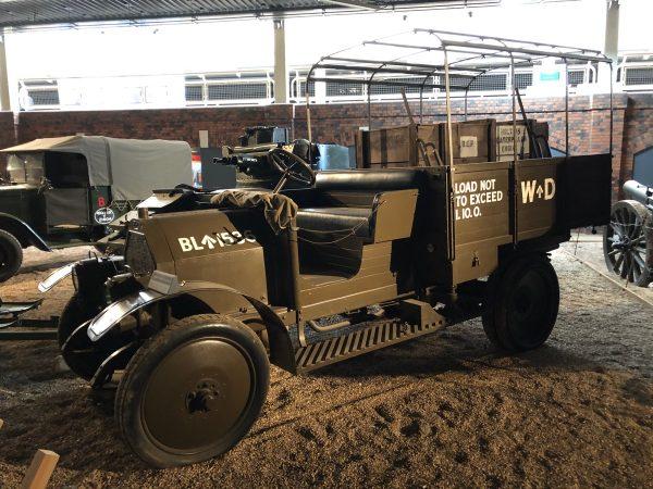 1912 Italian - Fiat 15 ter 1.5 ton Light Truck