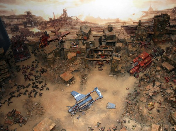 Forge World Ork Shanty Town