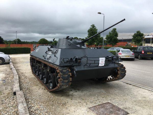 Schützenpanzer Lang HS.30
