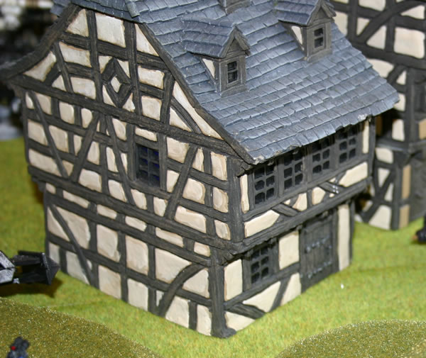 Olde Style House  from Steve Barber models...