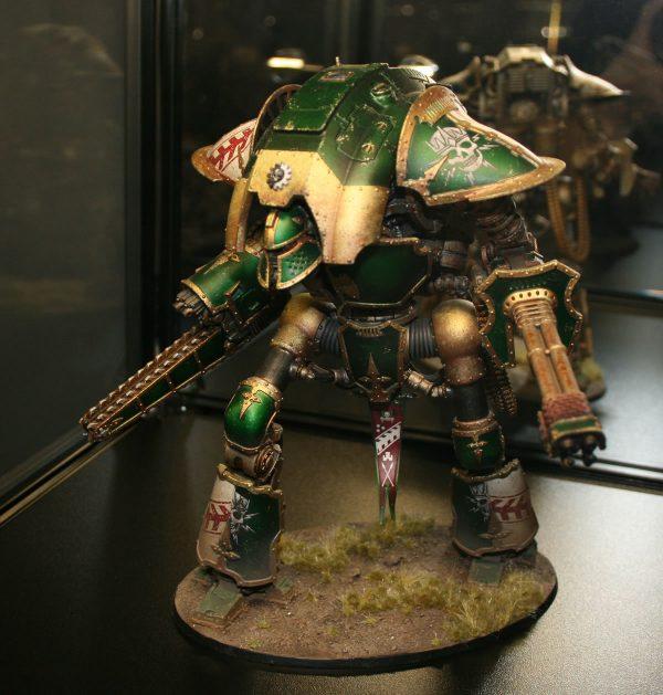 Cerastus Knight-Acheron