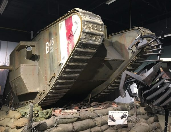Warhorse Tank