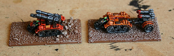 Ork Airfield Defence Force