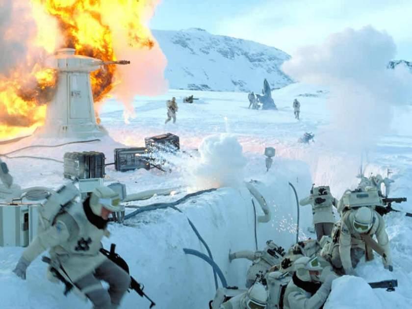 Rebel Forces under attack