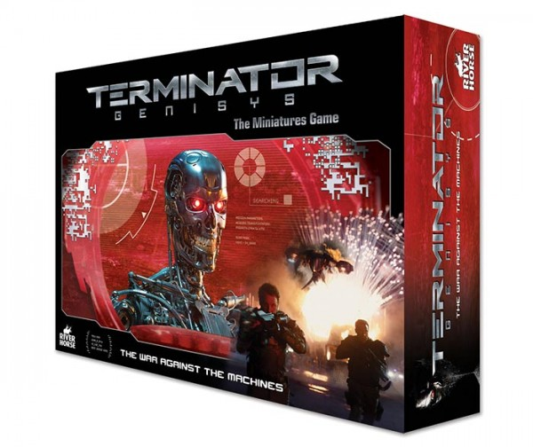 Terminator Genisys Boxset