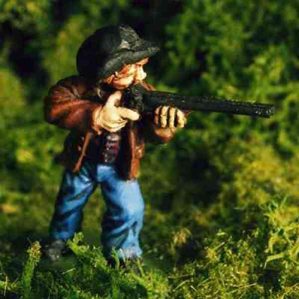 Dixon Miniatures Cowboy