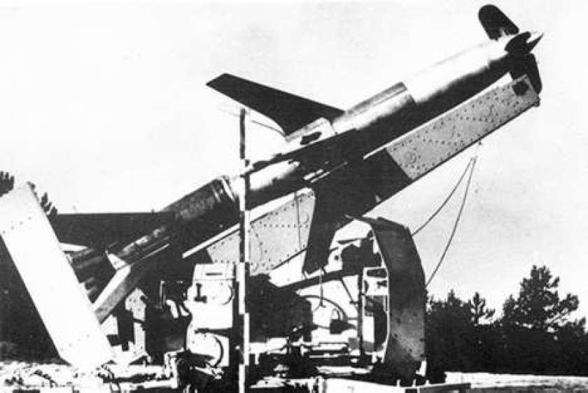 Rheintochter missile