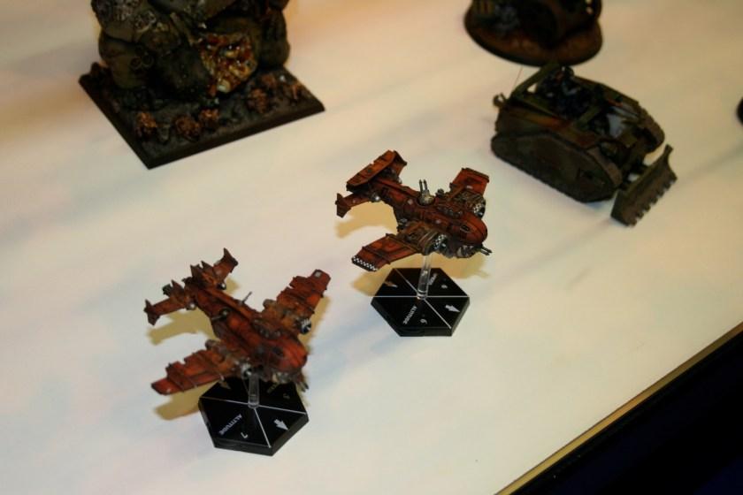 Forge World Ork Heavy Bommer