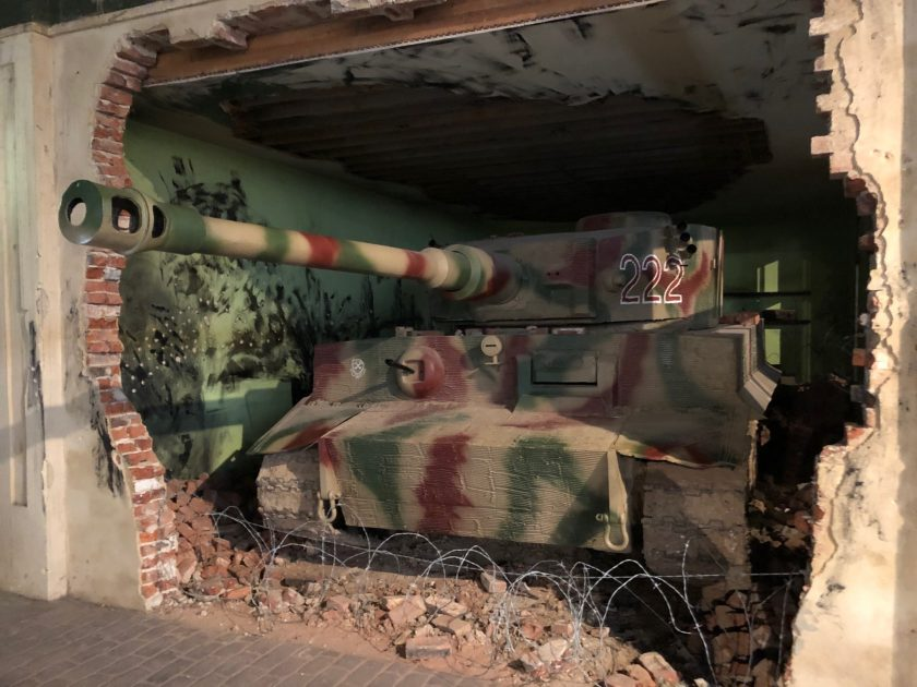 """Tiger"" Tank"