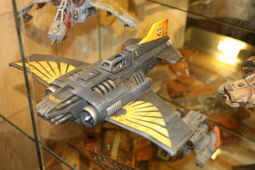 Forge World Thunderbolt Fighter