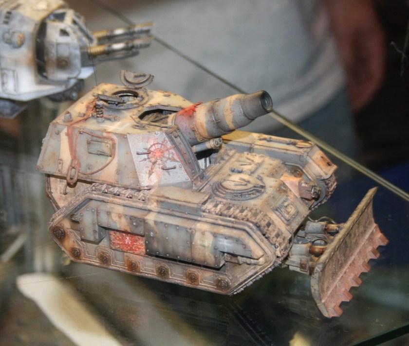 Renegade Armoured Medusa