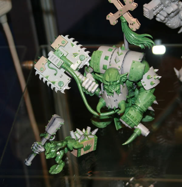 Ork Warboss from Assault on Black Reach