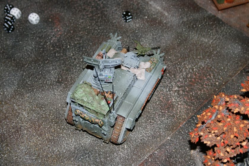 Command Chimera from GamesDay 2008.