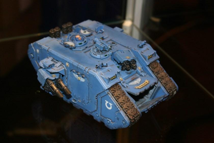 Ultramarines Land Raider