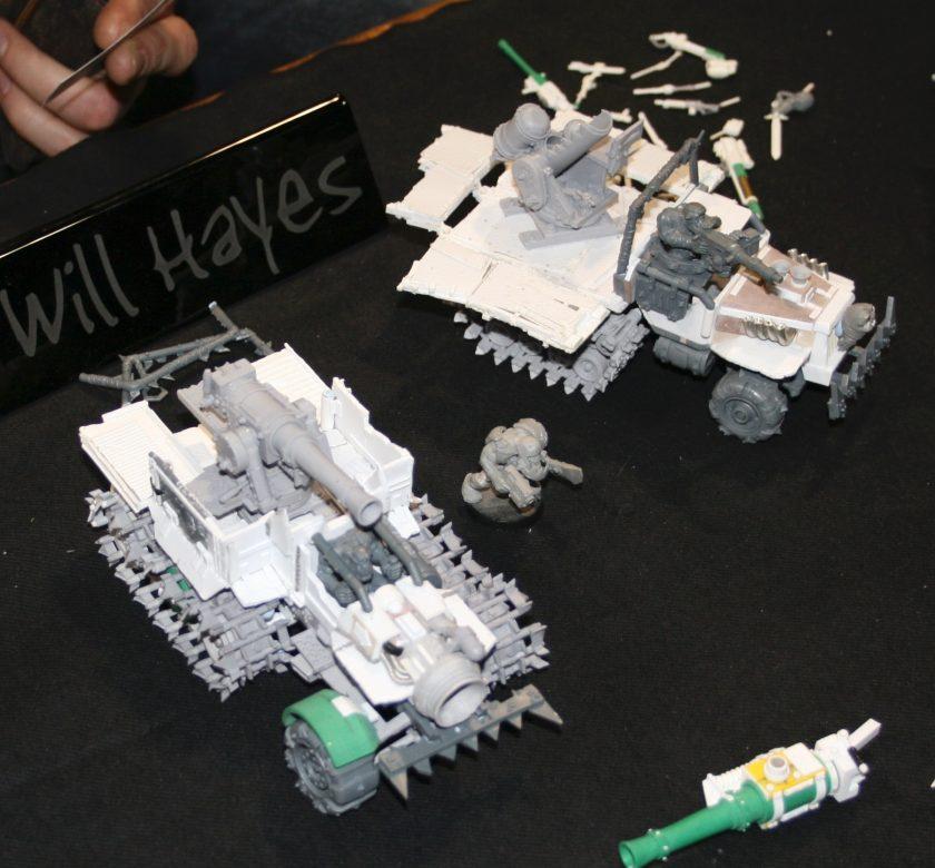 Forge World Ork Trukk Concepts