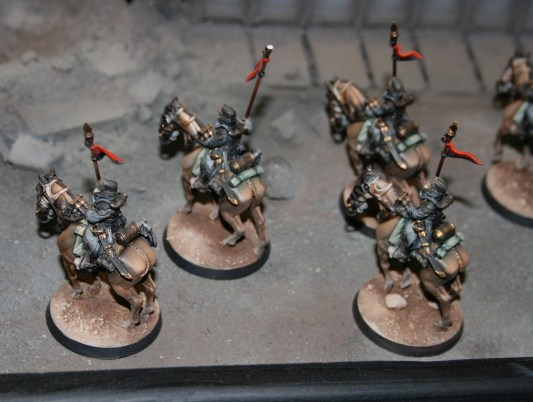Death Korps of Krieg Rough Riders