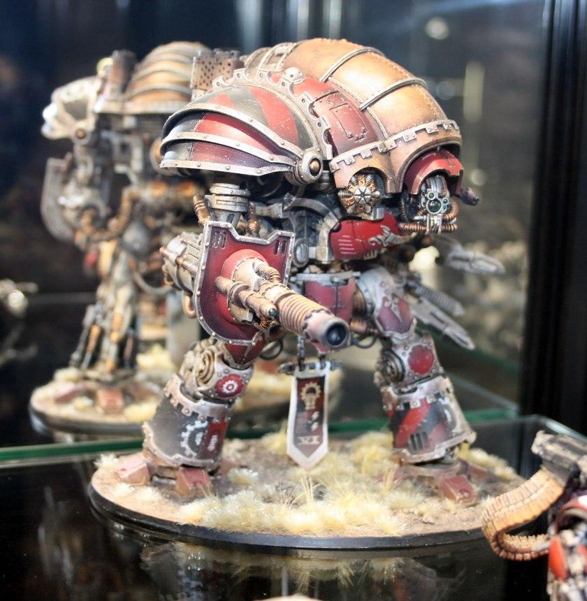 Questoris Knight Magaera