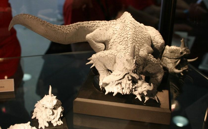 Chaos Toad Dragon at GamesDay 2010