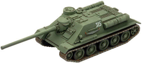 Flames of War 15mm SU-100