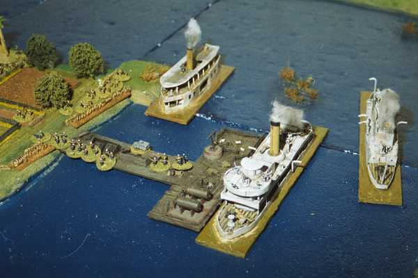 ACW Paddlesteamers