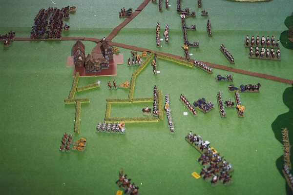 Seven Years War Game