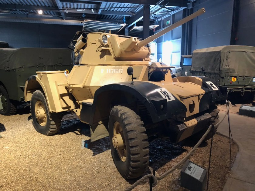 Daimler Mark I Armoured Car