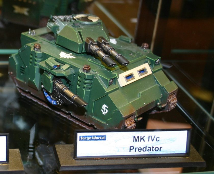 MkIVc Predator