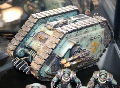 Land Raider Proteus