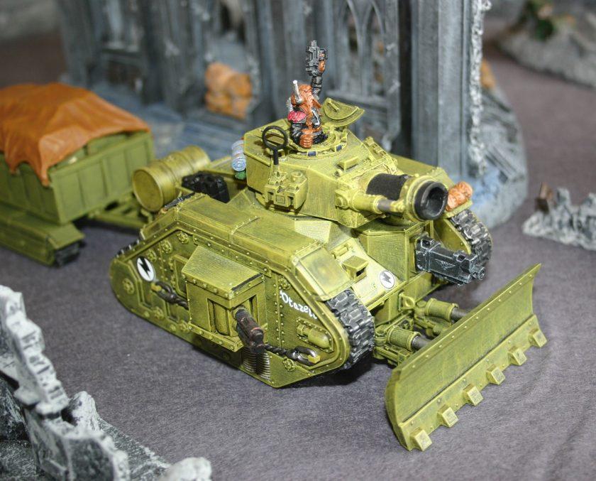 Imperial Guard Demolisher