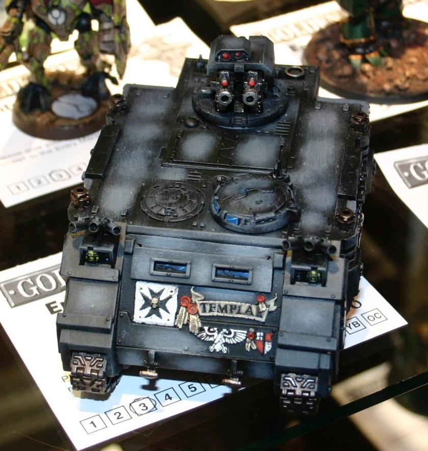 Black Templars Razorback